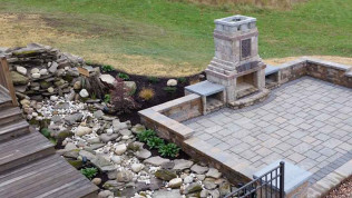 Hardscaping & Outdoor Living